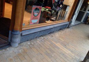 Kledingzaak VIC Groningen