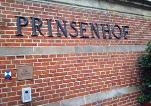 Hotel Prinsenhof te Groningen